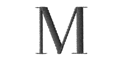 Image of Times monogram style.