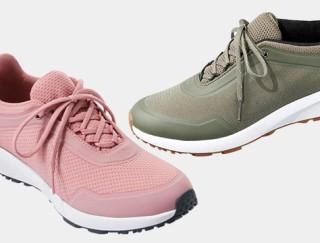 2 sneakers.